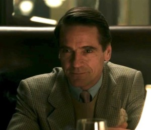 "Jeremy Irons in the SHOWTIME production ""Last Call"""